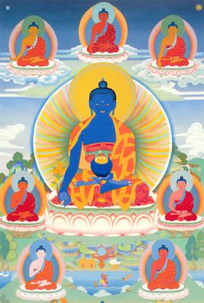 buddha med